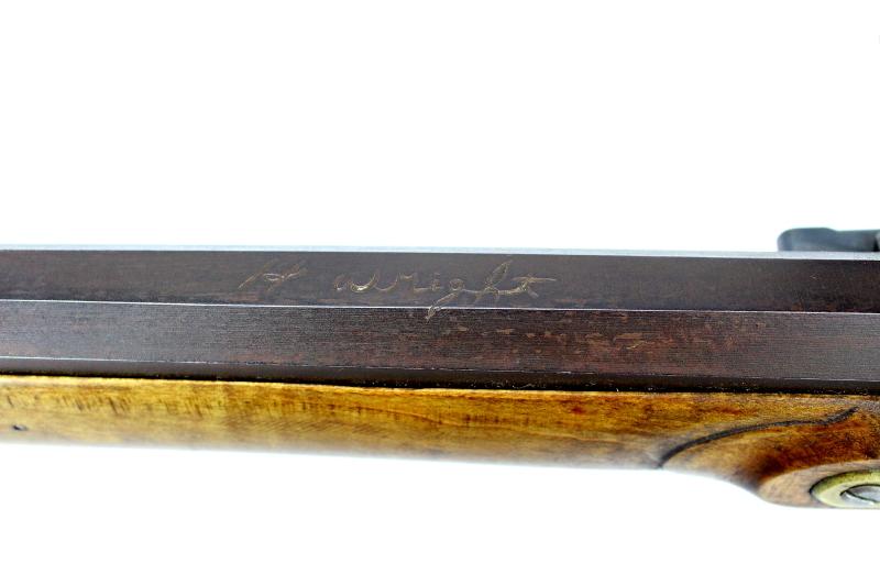 Beautiful Lehigh Style Flintlock Long Rifle