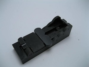 Enfield Complete Rear Sight (Machined Copy of Original)