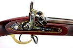 Custom P1858 Wesley Richards Enfield Rifle W/ Bayonet - SOLD