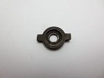 Original Enfield Steel Square Eared Escutcheon