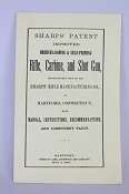 Sharps' Patent Improved Breech-Loading & Self-Priming Rifle, Carbine and Shot Gun